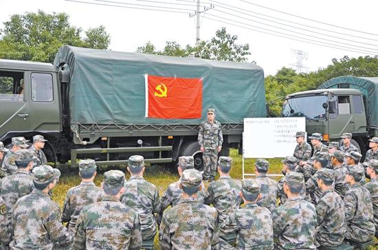 揭秘解放军战略支援部队