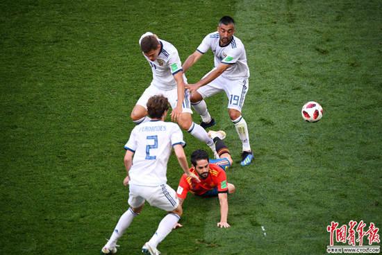 """俄罗斯世界杯再次印证""""科技以人为本"""""""
