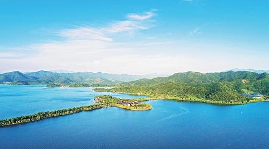 東錢湖:交通、酒店、娛樂,會獎旅游三要素這兒都有