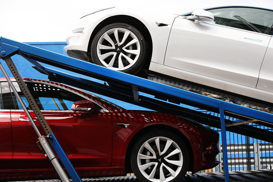 """电动化""""已是全球汽车业发展不可阻挡的潮流"""