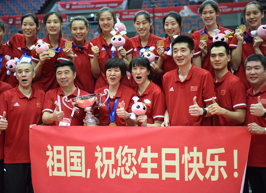 bet365官网:是什么成效了中国女排