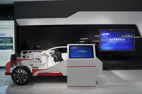 """新能源车发展的底气来自这些""""硬核""""支撑"""