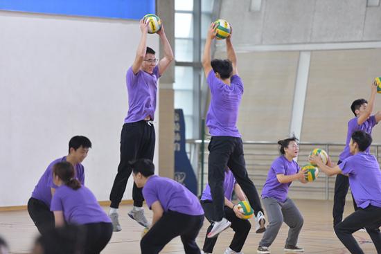 """體育課應該是""""運動課""""  讓學生享受運動的快樂"""