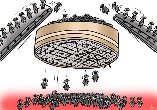 58.8受访者直言很多只为混学历 - 中国社工时报 - 中国社会工作人才服务平台