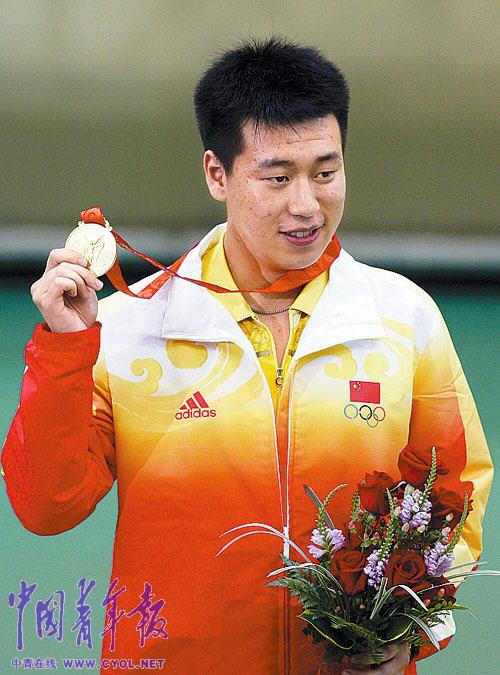 北京奥运会中国金牌排行榜 共51枚金牌