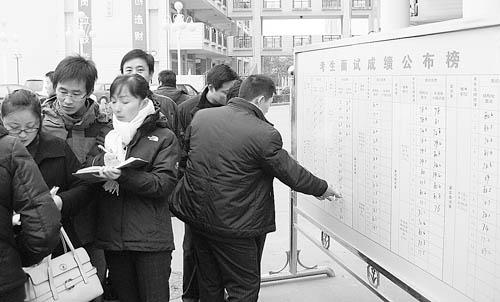 中国青年报:25岁副处任职始末(转) - wzs325 - 王志顺