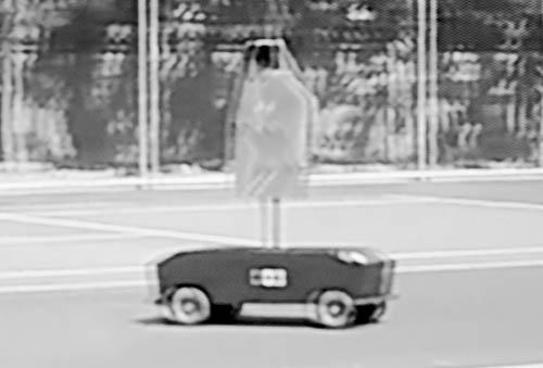 华北电力大学参赛作品:br实弹射击远程电动靶玩具遥控情趣图片