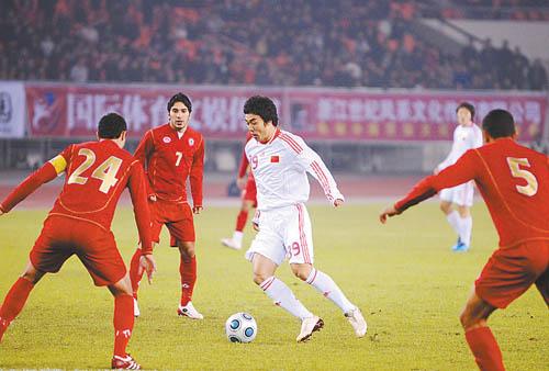 中国足球_