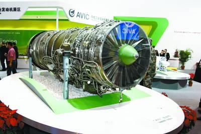 中国航空发动机弱在哪儿-中国青年报