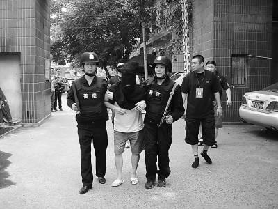 缉毒警察被报复